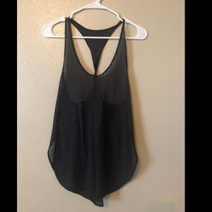 Lululemon sheer tank